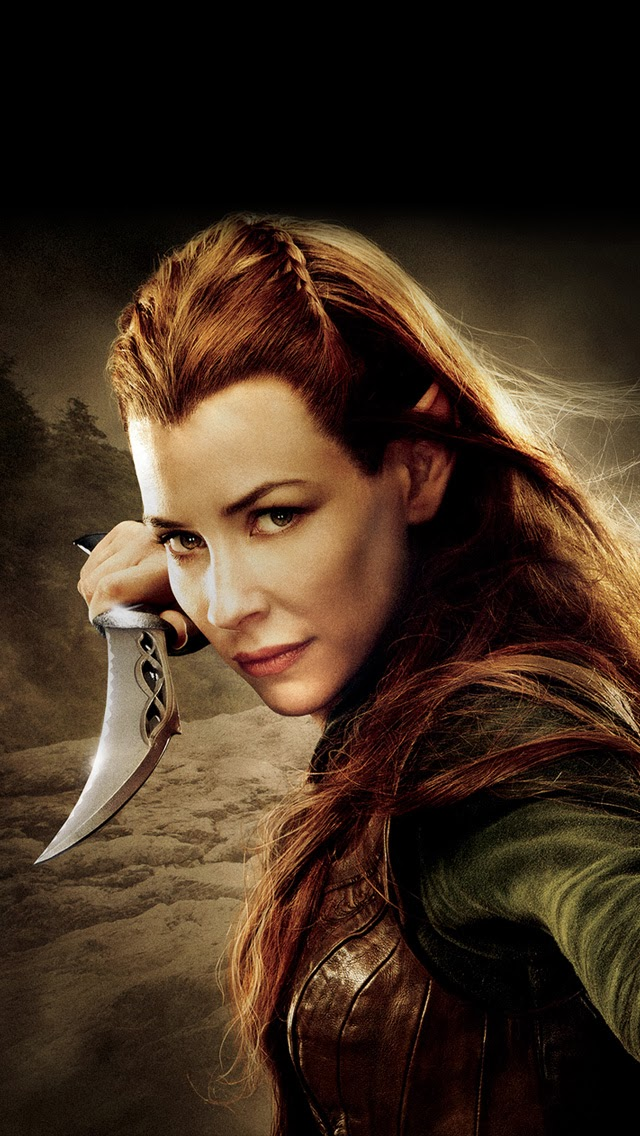 Tauriel Wallpaper 4 4s wallpapers from our 640x1136