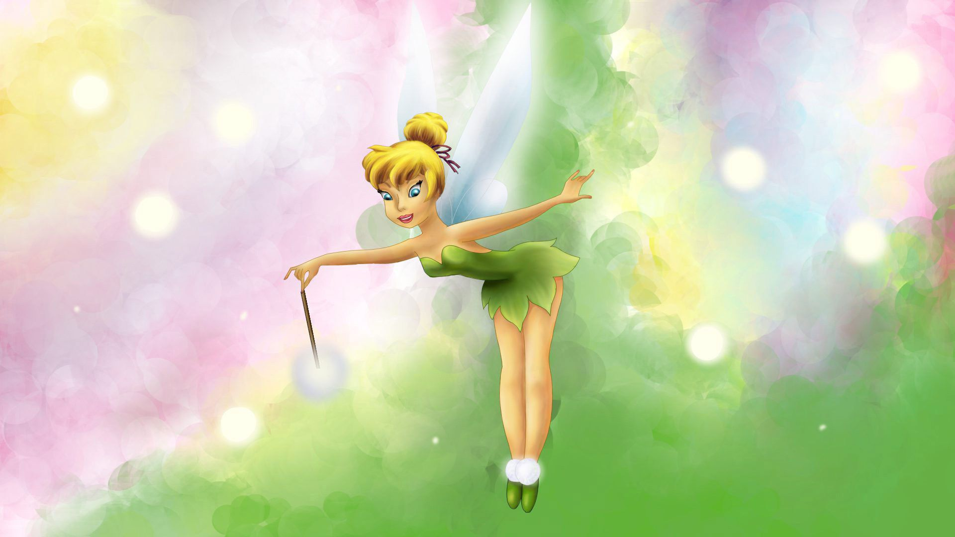 Tinker Bell and the Great Fairy Rescue Fly 29301   99Wallpaper 1920x1080