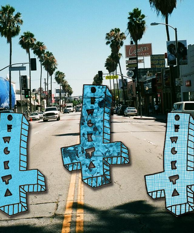 Tyler the Creator OFWGKTA Oddfuture Crosses Rap Wallpapers 640x768
