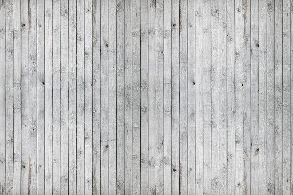Weathered White Wood   Wallpapered 600x400