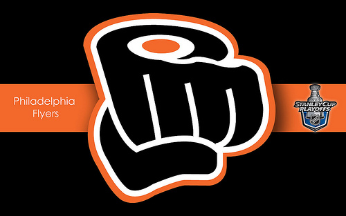 Flyers Logo Wallpaper Black 7063487357 306e7219f4jpg 500x313