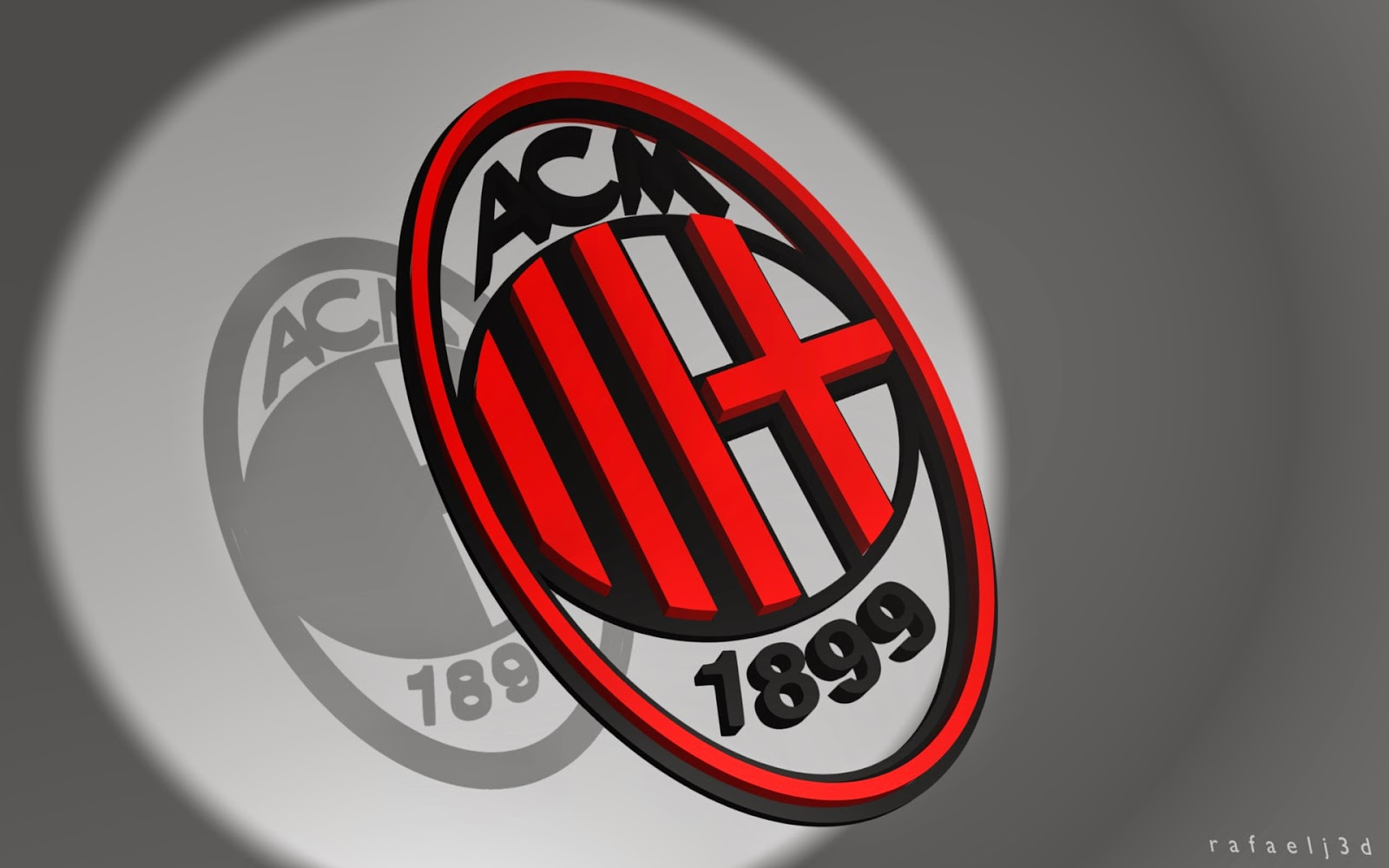 AC Milan Football Club Wallpaper Football Wallpaper HD 1600x1000