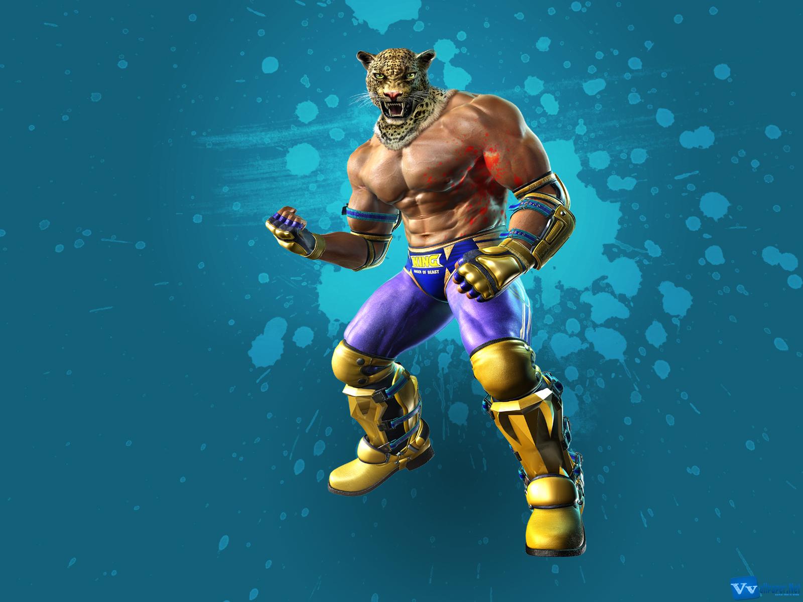 Tekken 3 King Hd Wallpaper ✓ The Galleries of HD Wallpaper