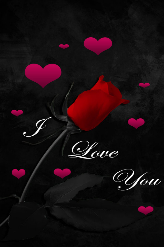 I Love U Images Wallpapers - WallpaperSafari