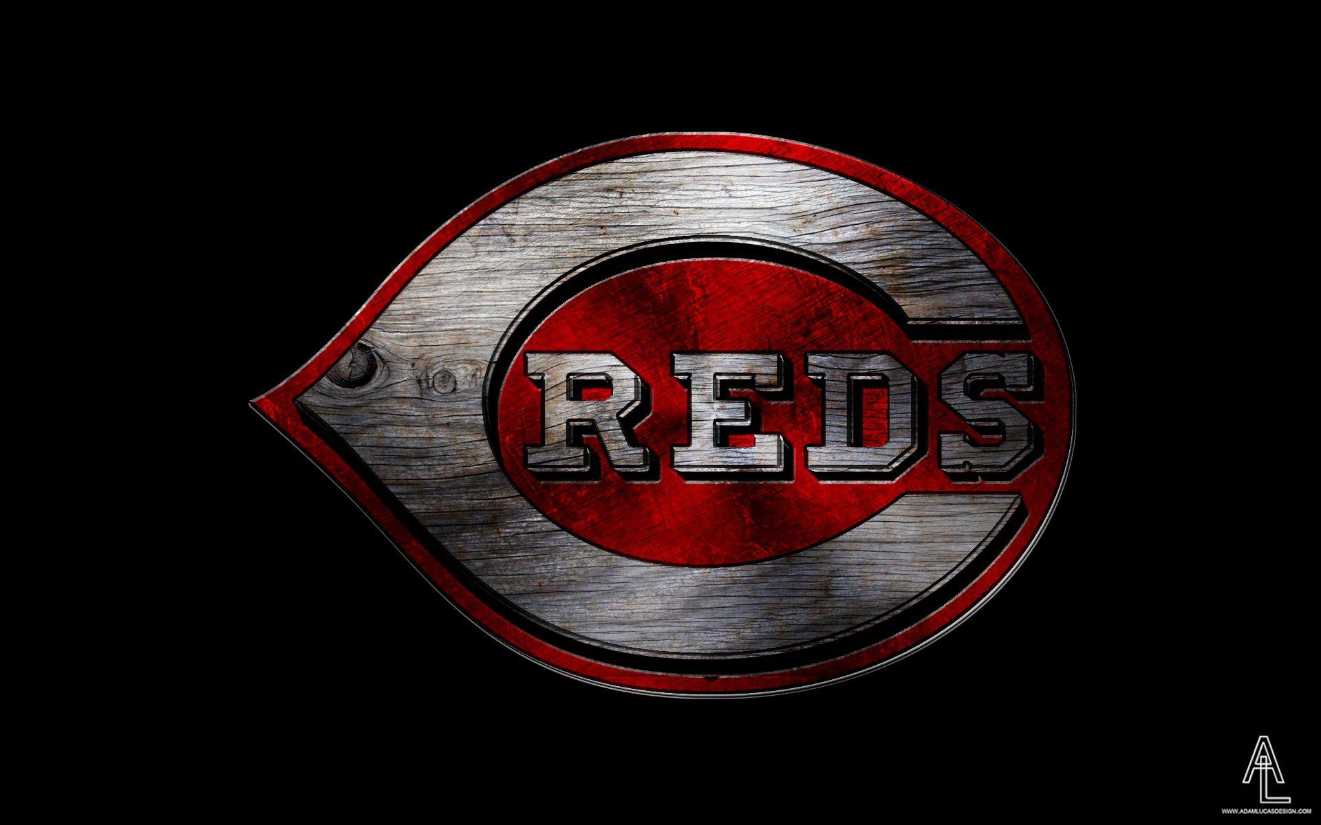 Cincinnati Reds Logo Wallpaper Cincinnati Ohio Cincinnati 1920x1200