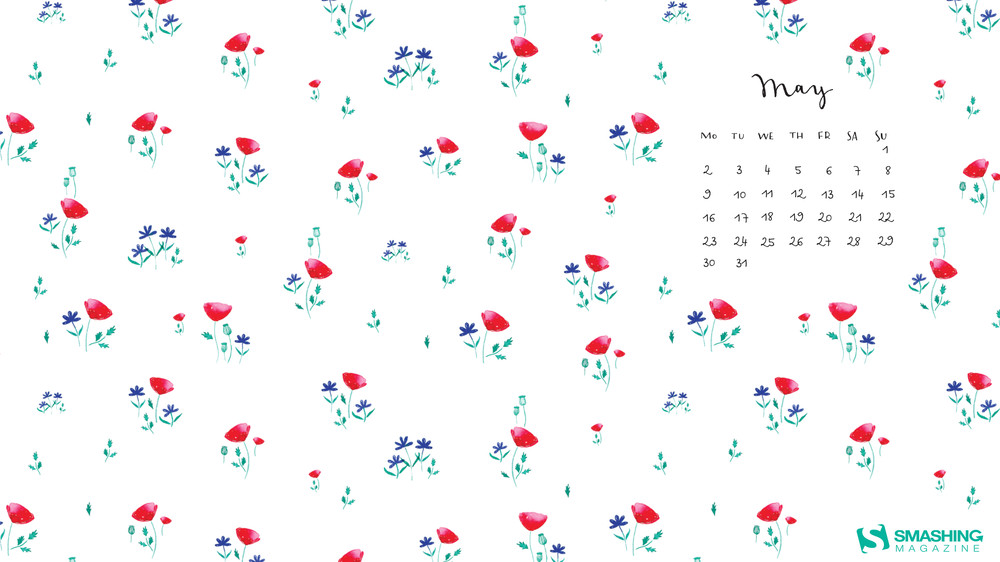 Desktop Wallpaper Calendars May 2016 Smashing Magazine 1000x562