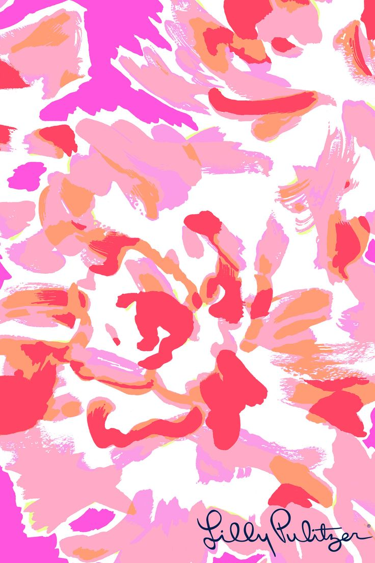 Lilly Pulitzer Wallpaper Serenade Patterns We Love Lilly Pulitzer 736x1104