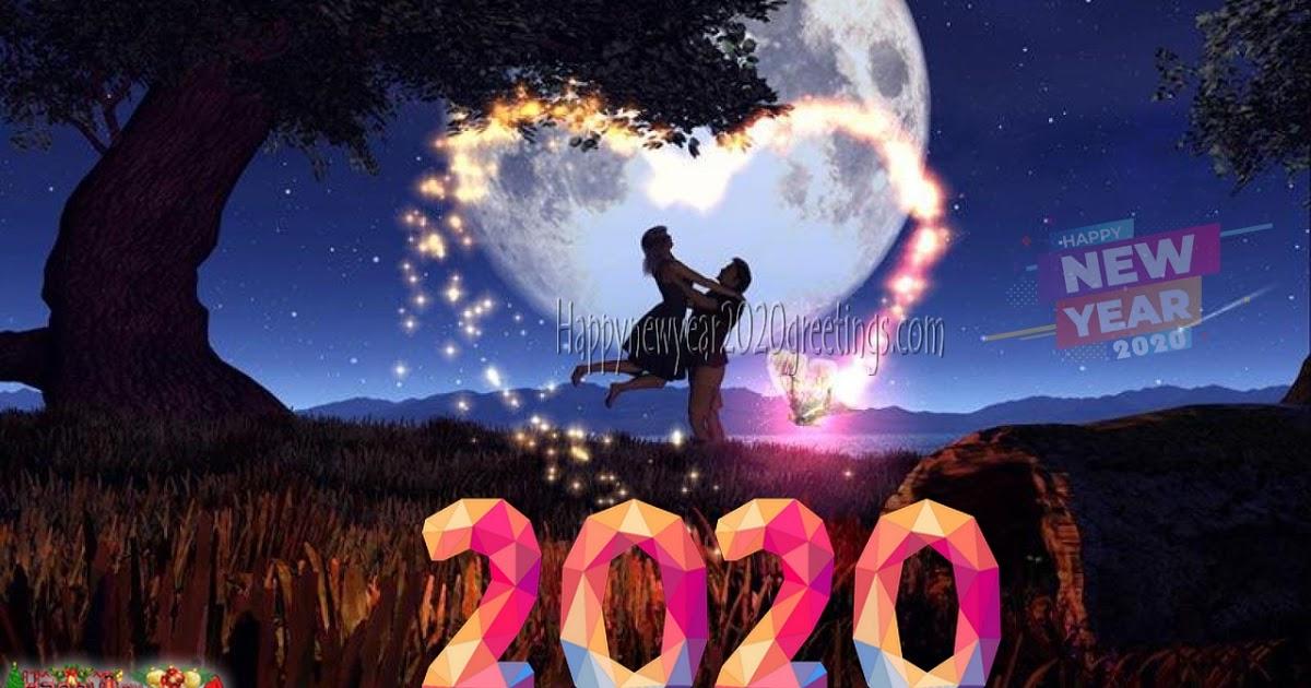 34 Happy New Year 2020 Love Wallpapers On Wallpapersafari