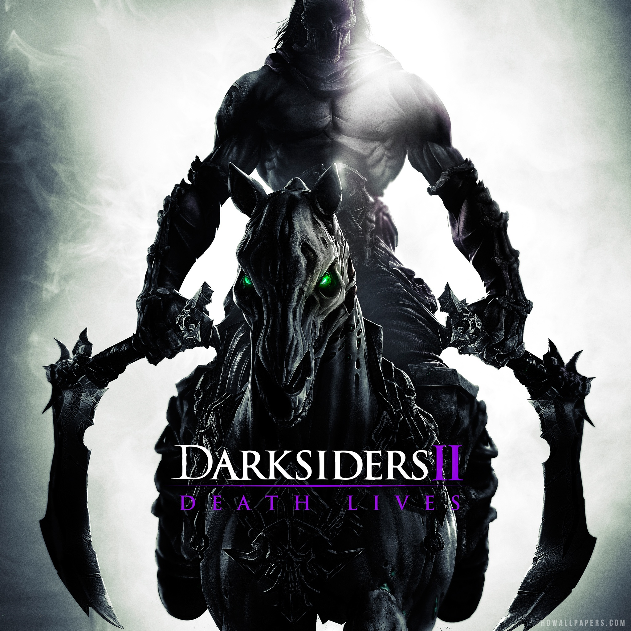 Darksiders 2 Horseman HD Wallpaper   iHD Wallpapers 2048x2048
