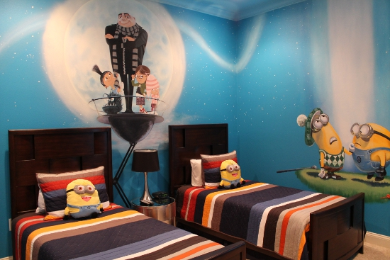 kid in all of us this home boasts the worlds coolest game room 550x367