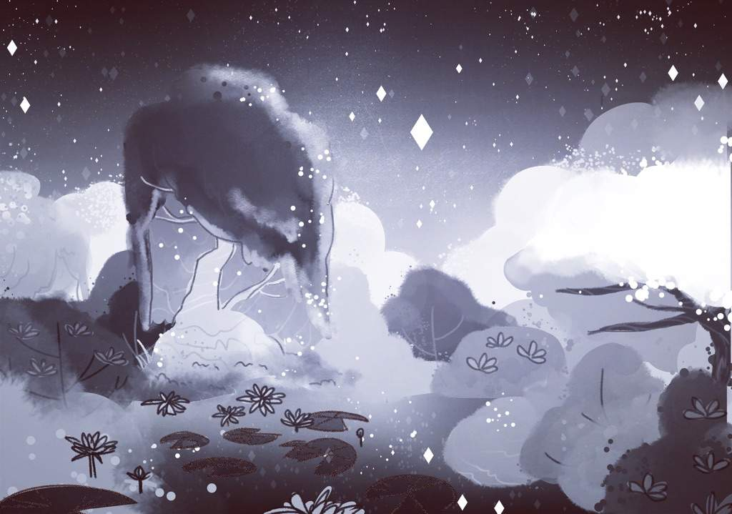 SU style background practice Steven Universe Artists Amino 1024x719