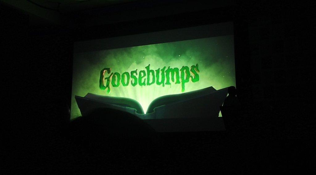 Goosebumps Movie At Comic Con POPSUGAR Tech 1024x567