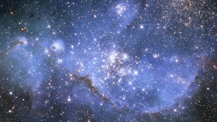 Galera multimedia de Space Galaxy Animated Wallpaper 700x396
