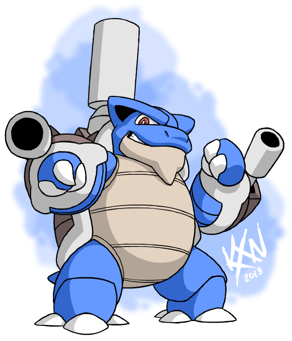 Mega Blastoise Wallpaper - WallpaperSafari