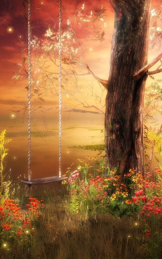 Free Download Fairy Tale Live Wallpaper Android Apps On