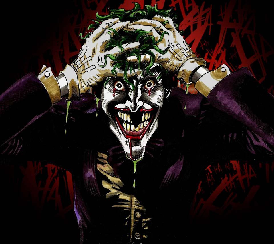Evil Wallpapers: Evil Joker Wallpaper