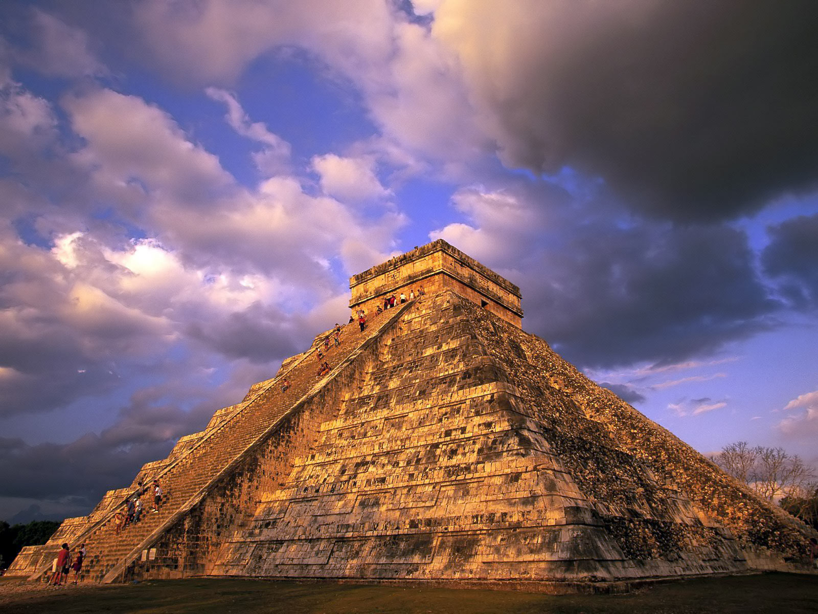 Mexico Mayan Pyramid hd Wallpaper High Quality WallpapersWallpaper 1600x1200