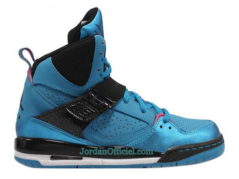 jordan flight 45 high gs chaussures pour femme bleu 547769 406 1383 800x600