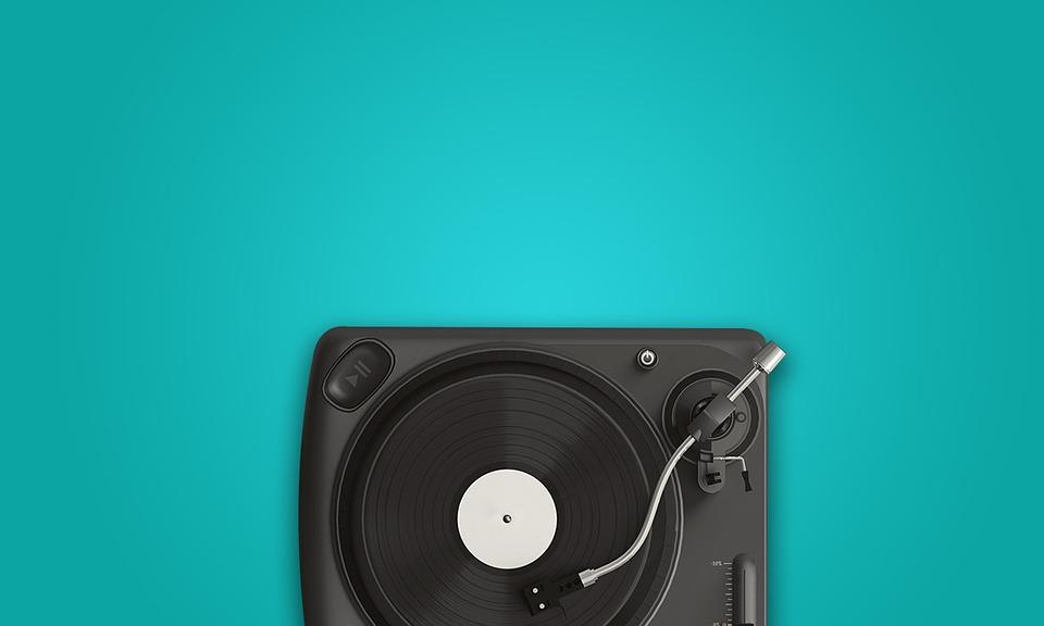 Music Player Background   image on Pixabay 960x576