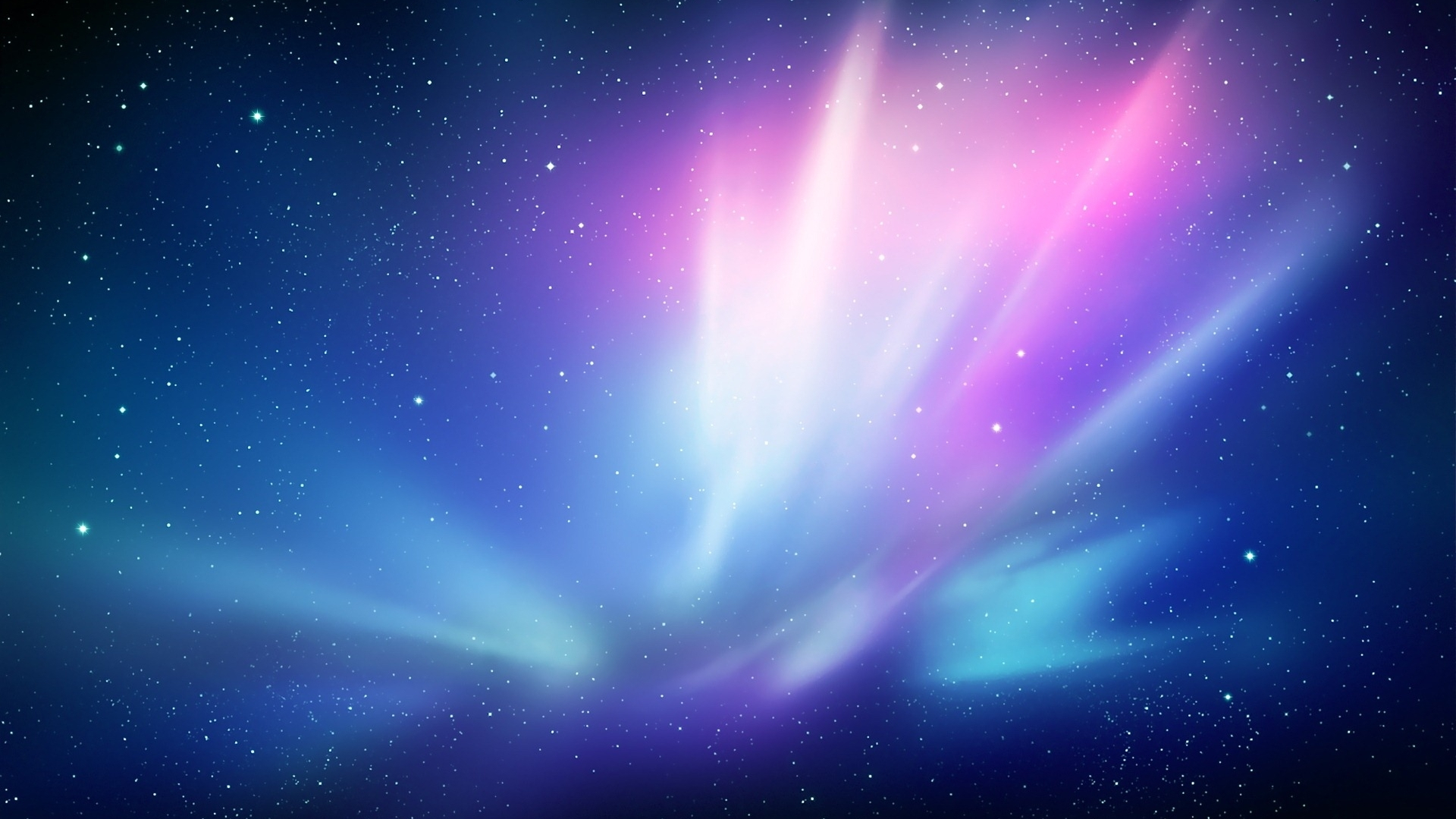 Purple and Blue Galaxy Wallpaper 1920x1080
