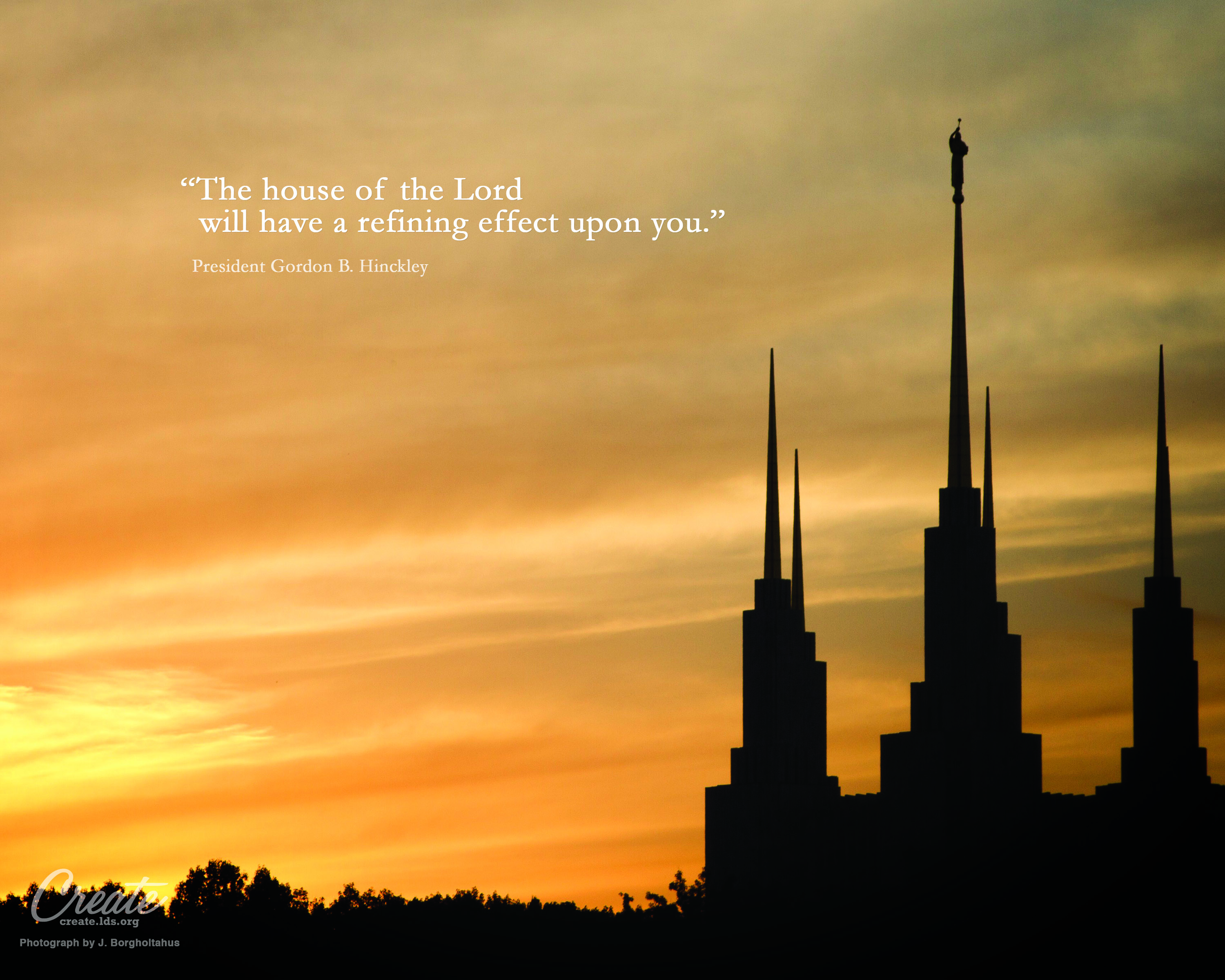 lds temple wallpaper wallpapersafari