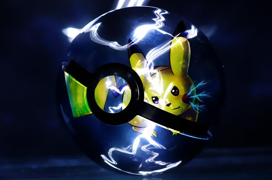 46 Pokemon Ball Wallpaper On Wallpapersafari