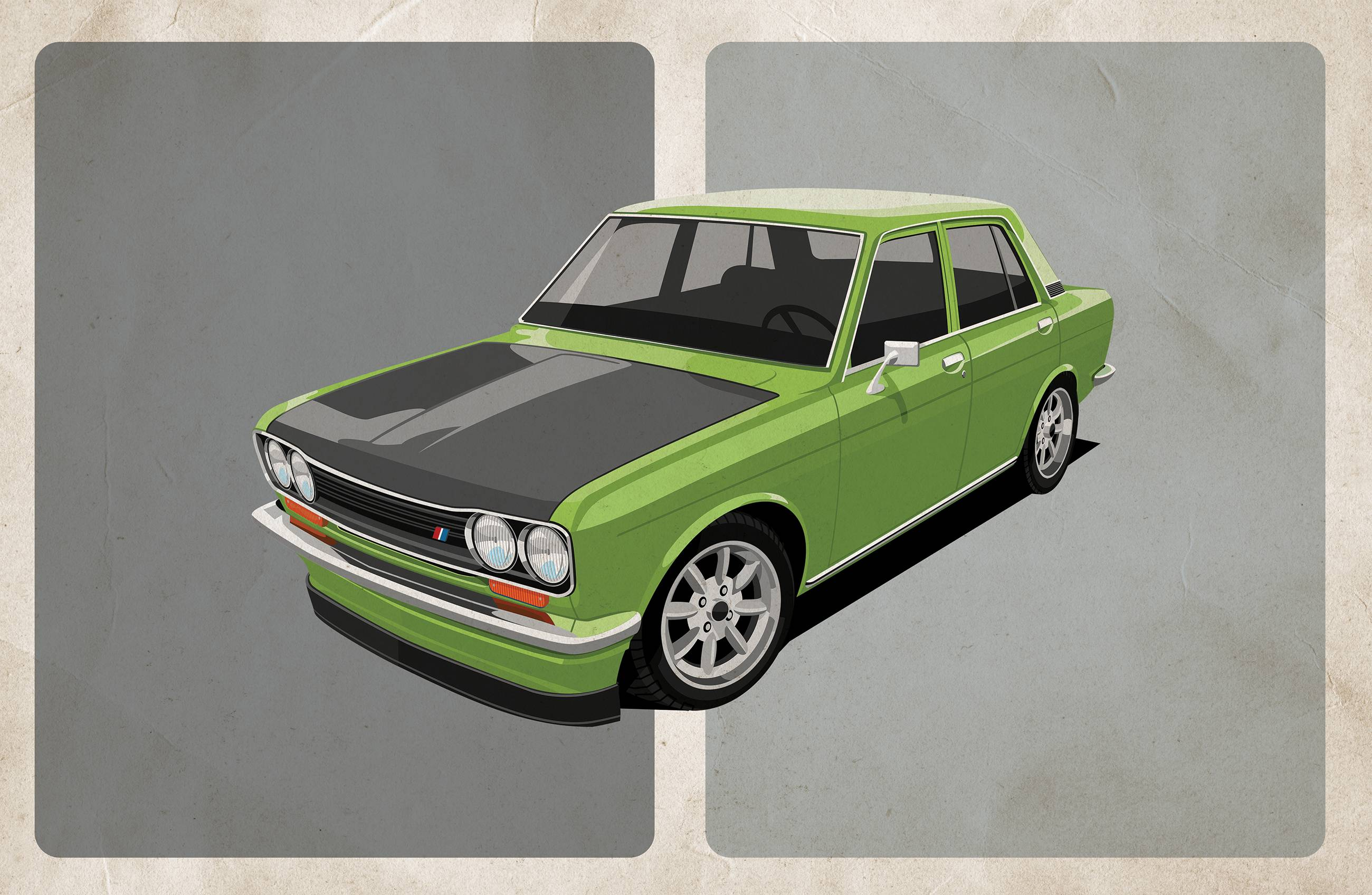Datsun 510 Wallpapers 2600x1696