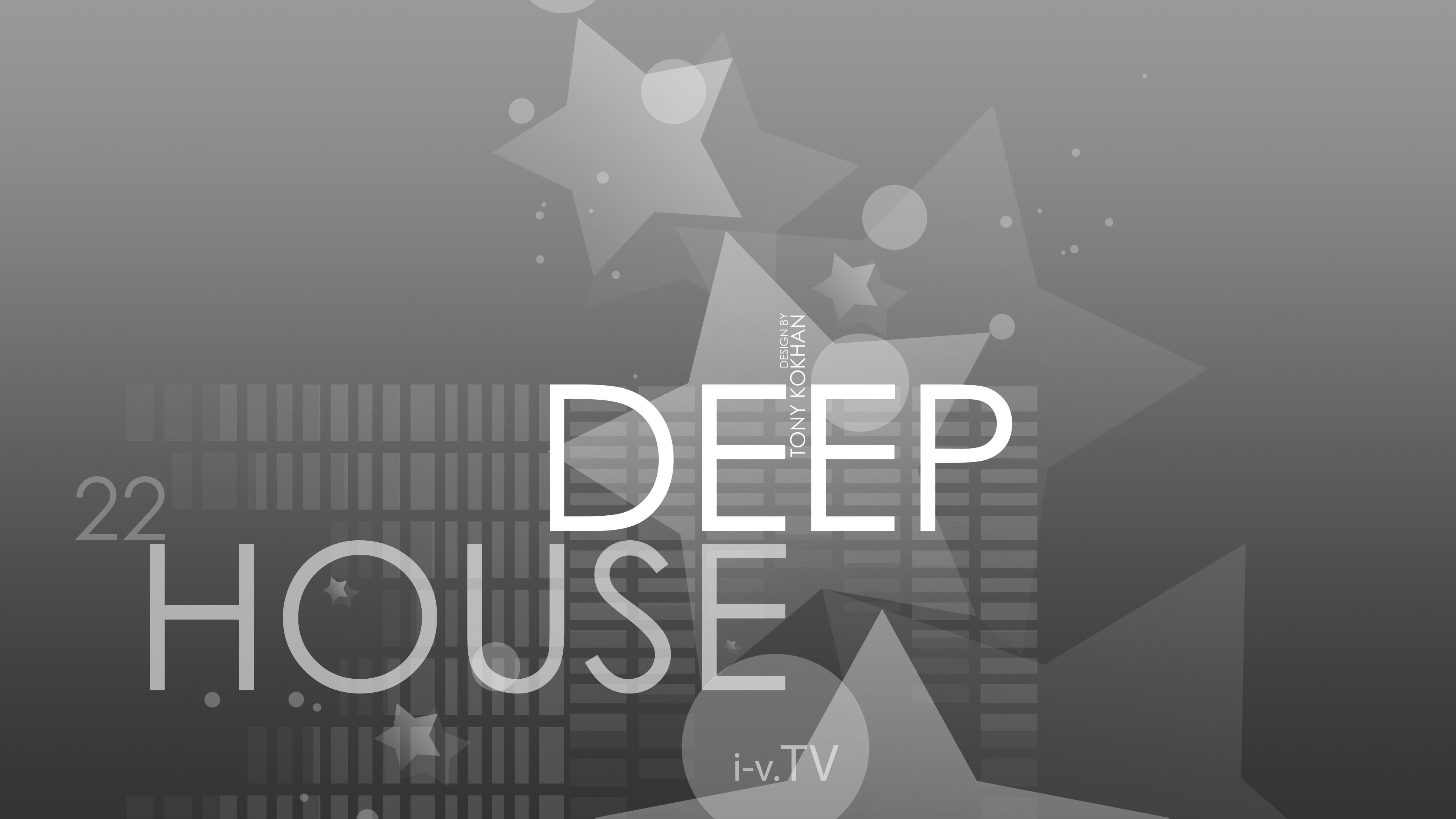 Deep House Music eQ SC Twenty Two Abstract Words 2015 Tony 3840x2160