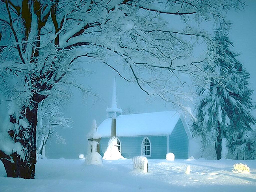 Winter Snow Wrapped Wallpaper Wallpaper World 1024x768
