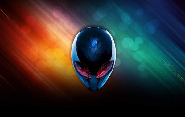 Rainbow Alienware wallpapers   4K Ultra HD Wallpapers download now 600x380