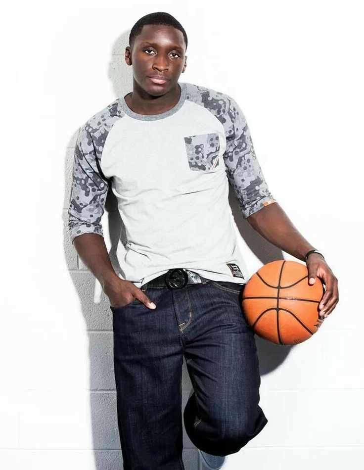Victor Oladipo OKC Thunder Pinterest 736x950