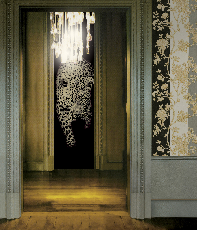 Roberto Cavalli Wallpaper Wallpaper   Roberto Cavalli Leopard 2560x3000