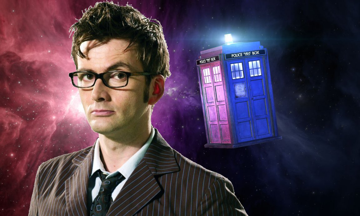Doctor Who Wallpaper David Tennant Quote Tenth Doctor Wallpaper...