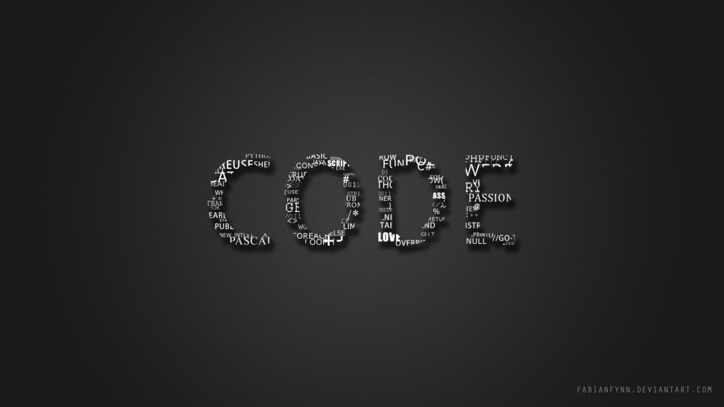 Code Wallpaper by FabianFynn 1024x576