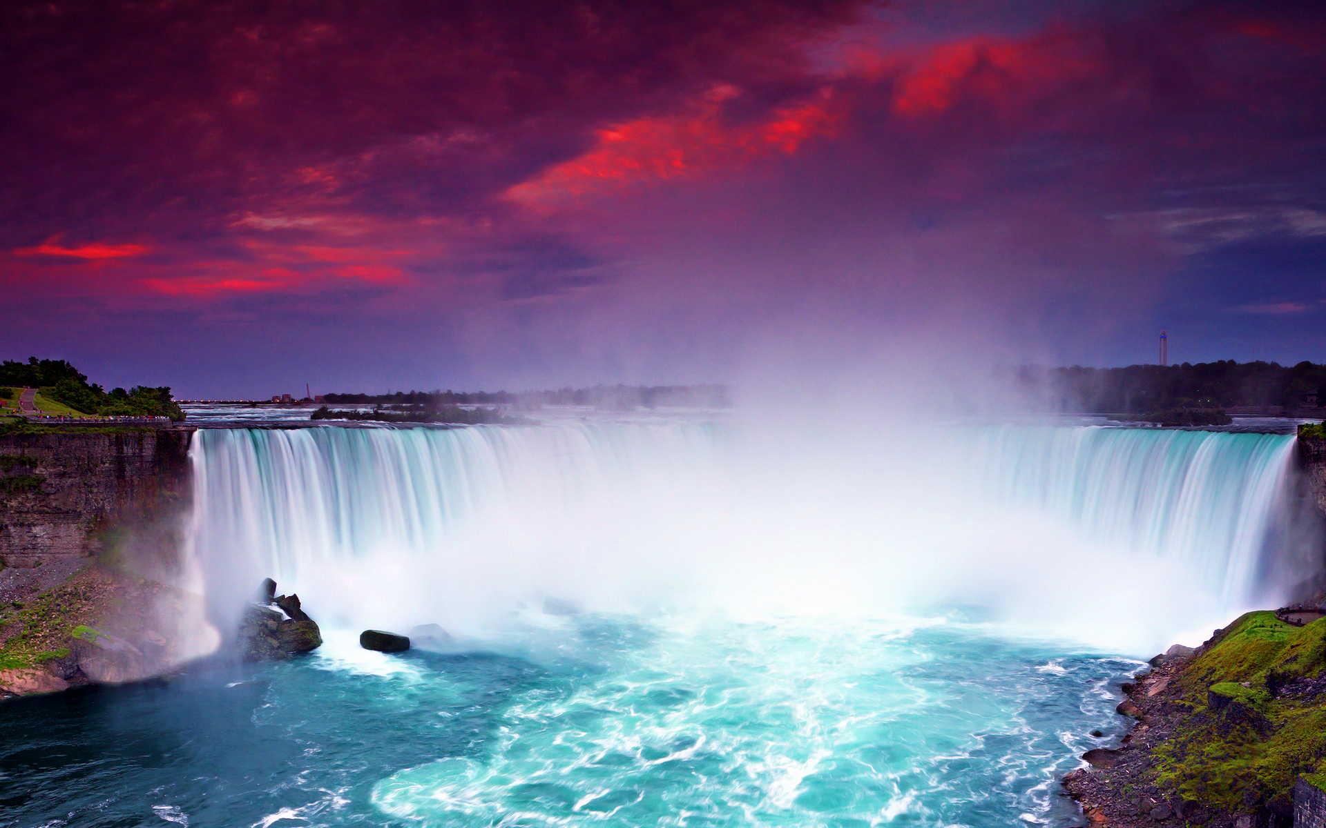 Niagara Falls Wallpaper   Wallpaper High Definition High Quality 1920x1200