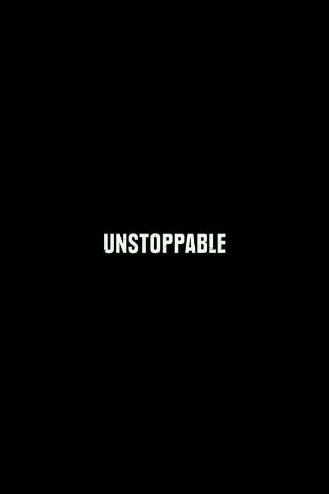 Unstoppable Keep it Black wallpapers Motivational quotes 640x960