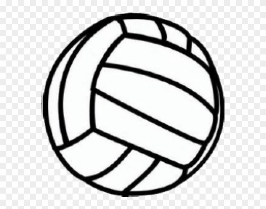 Volleyball   Volleyball Clipart Transpar 403332   PNG Images   PNGio 880x691