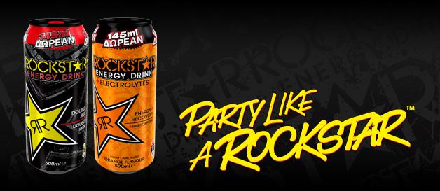 Rockstar Racing Wallpaper Rockstar energy drink greece 628x273