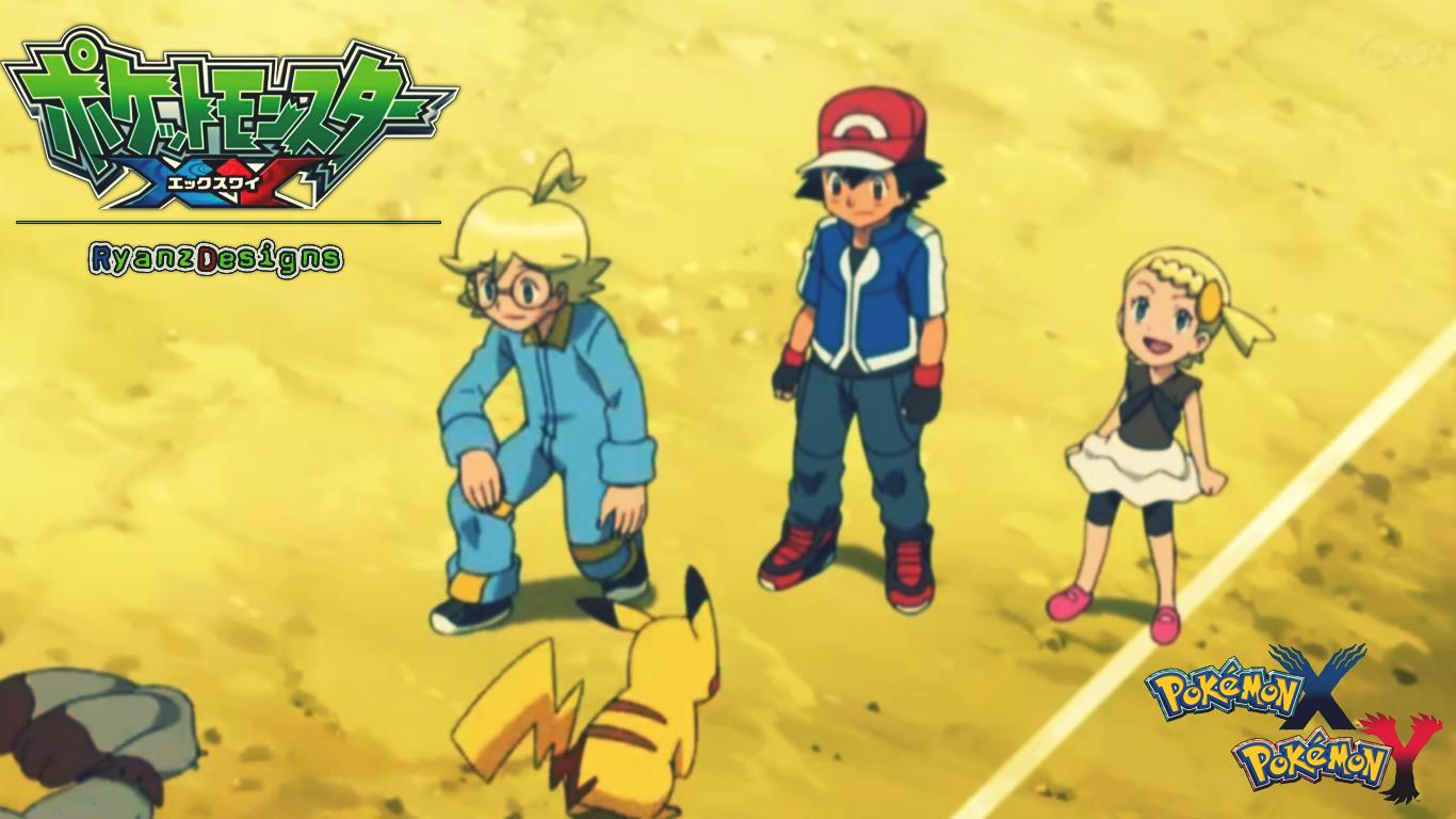 Pokemon Xy Wallpaper