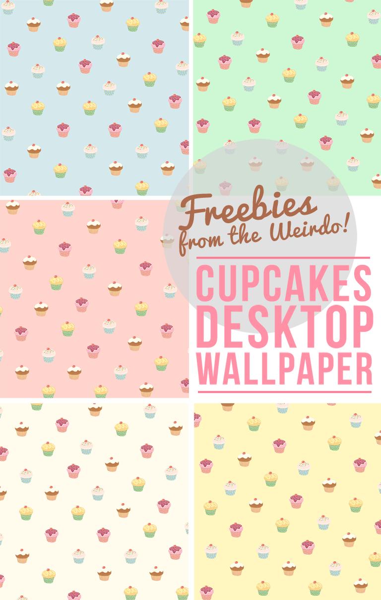 Pink Cupcake Background - WallpaperSafari