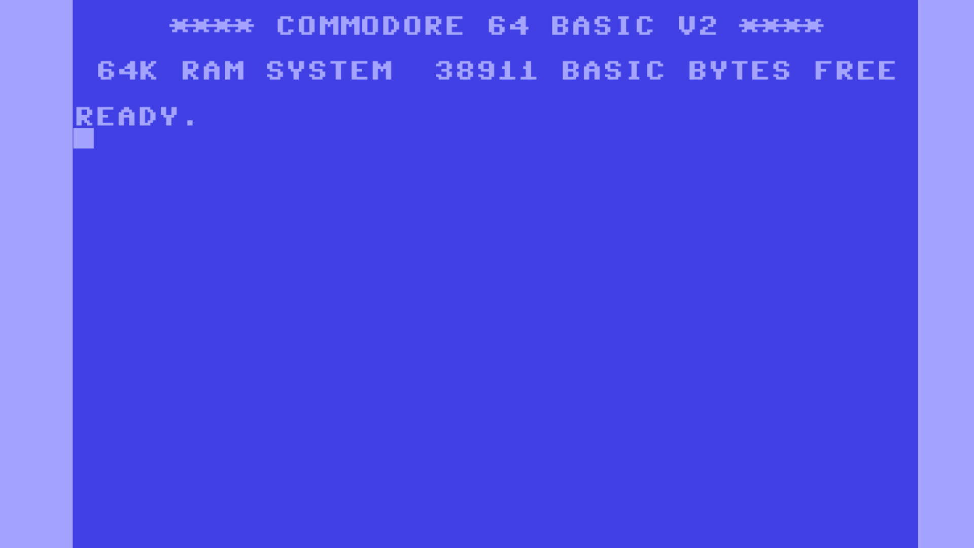 Classic Commodore C64 Wallpaper [1920px 1080p] pics 1920x1080