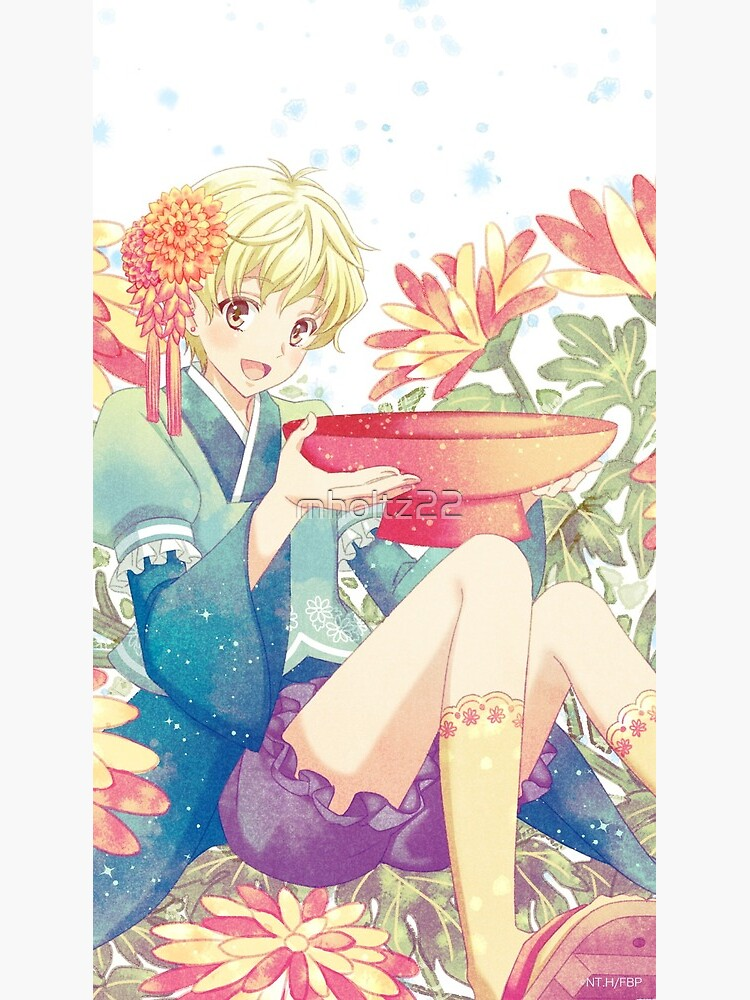 Fruits Basket Momiji Sohma Wallpaper Greeting Card by mholtz22 750x1000