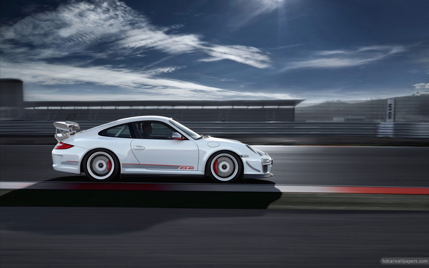 2012 Porsche 911 GT3 RS4 Wallpaper in 1440x900 Resolution 1440x900
