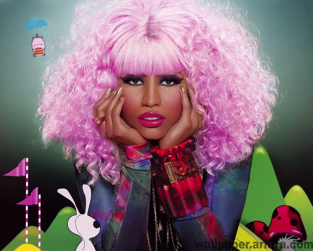 Nicki Minaj Wallpaper for BackgroundMusic Wallpapers 1280x1024