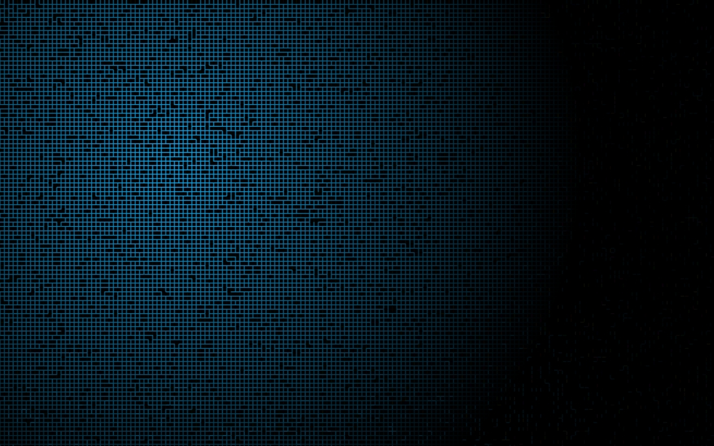 Blue Mesh HD Wallpapers 24708   Baltana 1440x900