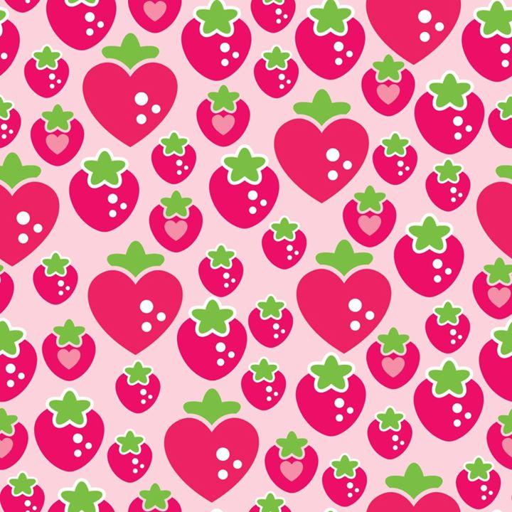 Strawberry Shortcake Background Strawberry shortcake 720x720