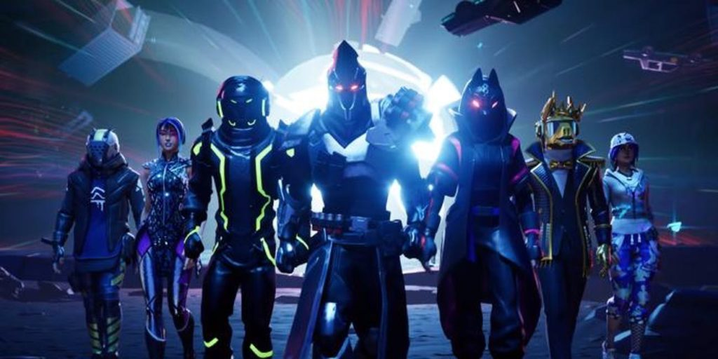 Fortnite Season X All Skins   How to Get Them Wallpapers 1024x512