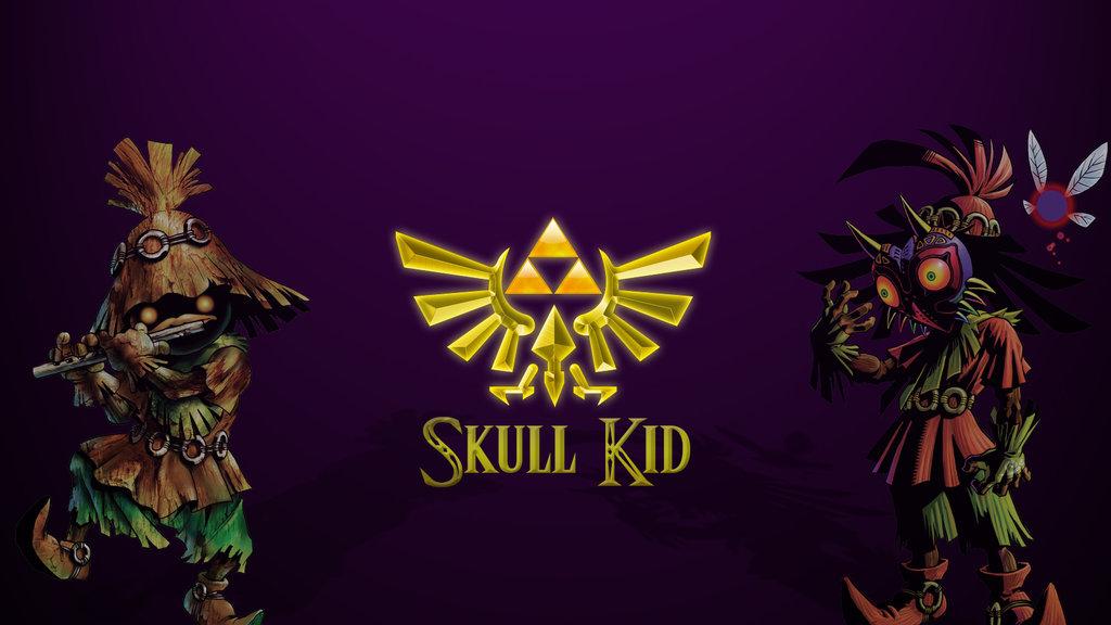 Skull Kid Wallpaper by Mr123Spiky 1024x576