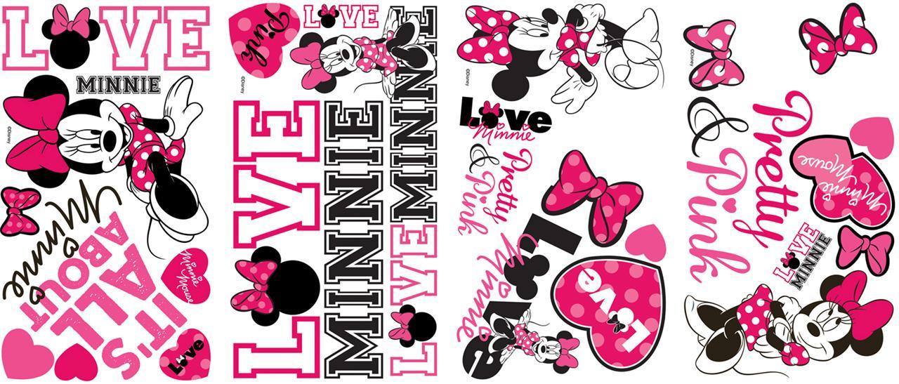 Minnie Mouse Wallpaper Border