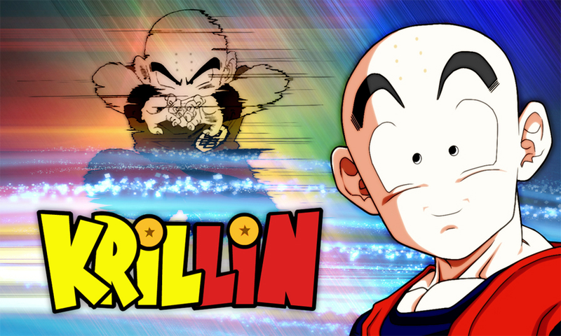 Krillin Wallaper by NamekianKAI 800x480